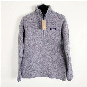Patagonia women's Better Sweater Fleece 1/4 Zip